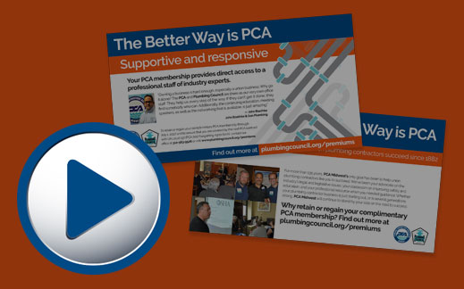PCA Video Poster